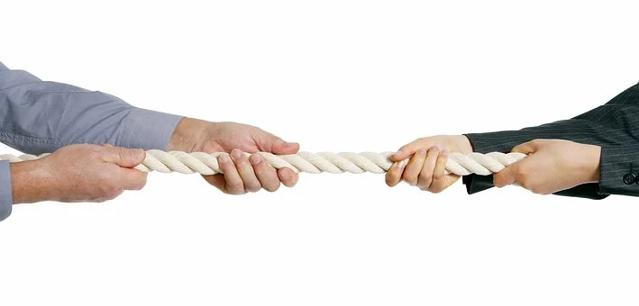 Partnerská hádka